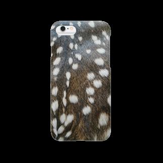 satoimo-metalの鹿の子斑 Smartphone cases