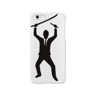 サムライハーツ Smartphone cases