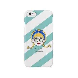Mitsuami×Bandanna Smartphone cases