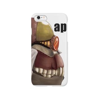 steel ape Smartphone cases