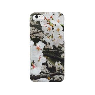 白桜 Smartphone cases
