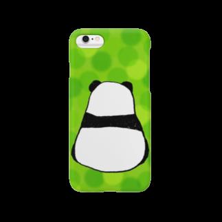 motoko torigoeのパンダ2スマートフォンケース