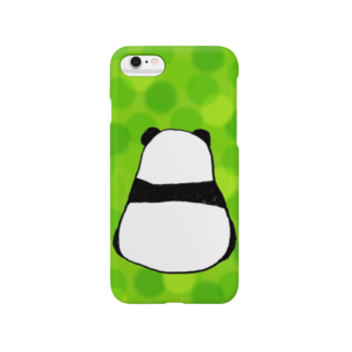 motoko torigoeのパンダ2 スマートフォンケース