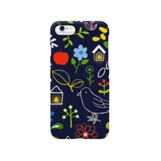 ガーデン1(スマホ) Smartphone cases