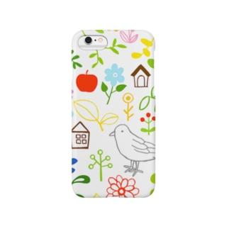 ガーデン2(スマホ) Smartphone cases