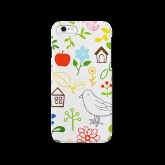 motoko torigoeのガーデン2(スマホ) Smartphone cases