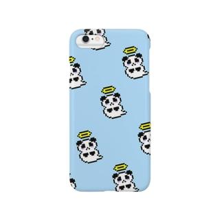 なむあみぱんだちゃん Smartphone cases