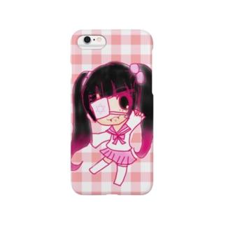 バンギャちゃん【背景あり】 Smartphone cases