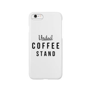 ユナイテッドコーヒースタンド Smartphone cases