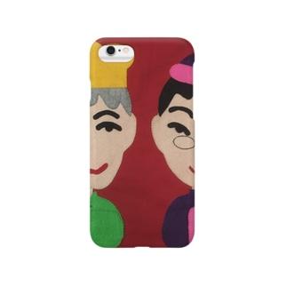 シルクロードグッズ Smartphone cases