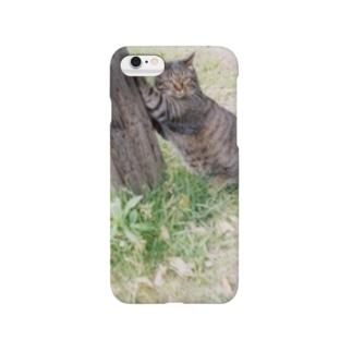とらちゃん Smartphone cases