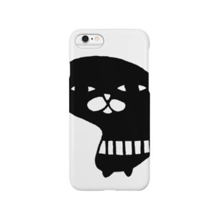 シラトリサン Smartphone cases
