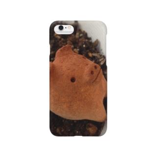 やる気の無い豚 Smartphone cases