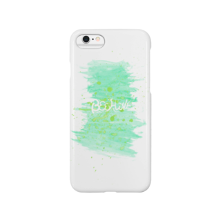 BEEHIVEのTextLogo - Paint Smartphone cases