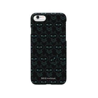 ひとえうさぎ Smartphone cases