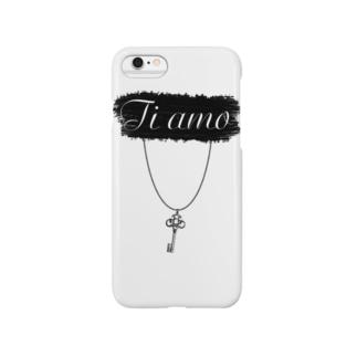 Amore&Tiamo ペアルック Smartphone cases