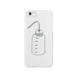 蒸留水 Smartphone cases
