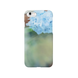 flower reflection Smartphone cases