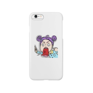 ふぁっきん園児 Smartphone cases