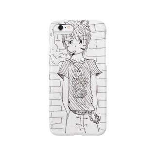 獣妹達(仁平) Smartphone cases