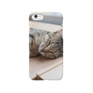 猫は可愛い Smartphone cases