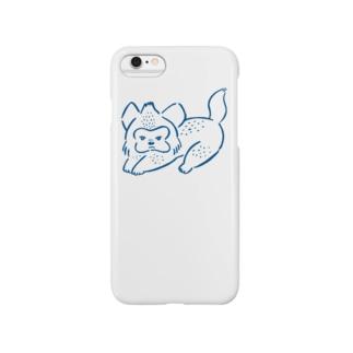 あおむろひろゆき×ハイエナズクラブ Smartphone cases