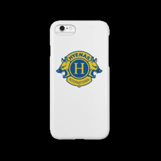 ハイエナズクラブのハイエナズクラブロゴ(2016) スマートフォンケース