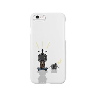 うつす° Smartphone cases