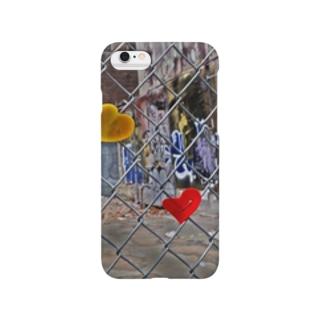 ニューヨークの一角 Smartphone cases