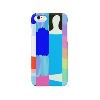 4人の色 Smartphone cases