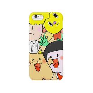 プリクラ Smartphone cases