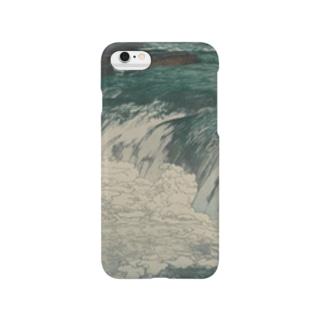 渓流 Smartphone cases