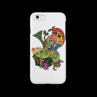 bnpaiのトロピー Smartphone cases
