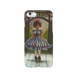 お人形劇場 Smartphone cases
