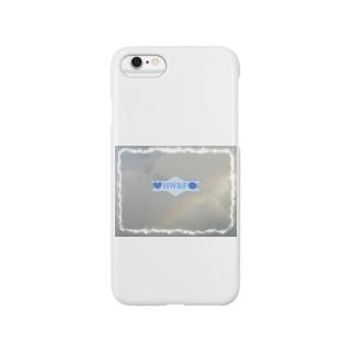 HW&Fと虹 Smartphone cases