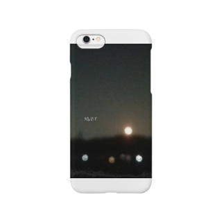 HW&Fと夜景写真の袖まで Smartphone cases