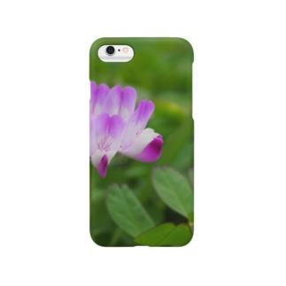 レンゲ Smartphone cases