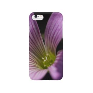 小さな花 Smartphone cases