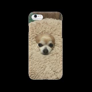 makijijの円座おーちゃん Smartphone cases