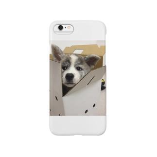 ゆきちゃん Smartphone cases