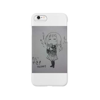 yurzukiのイケてる女の子 Smartphone cases