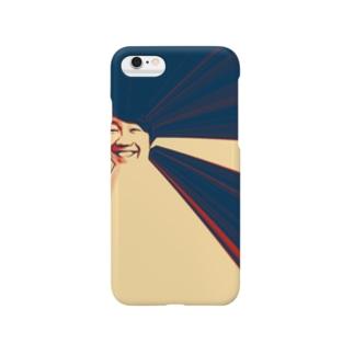 徳さんの洗礼 Smartphone cases