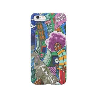 ソウル少年の夜(サタデーナイト) Smartphone cases