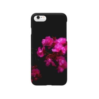 闇香る花 Smartphone cases