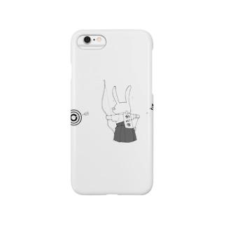 初心者。 Smartphone cases