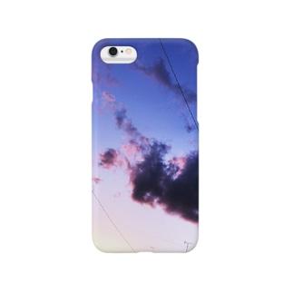 いつかの憂い空 Smartphone cases