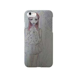 ラベンダー Smartphone cases