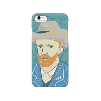 ゴッホ Smartphone cases