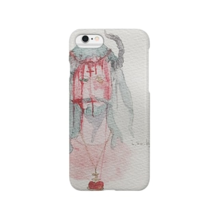 「judas/satan」 Smartphone cases