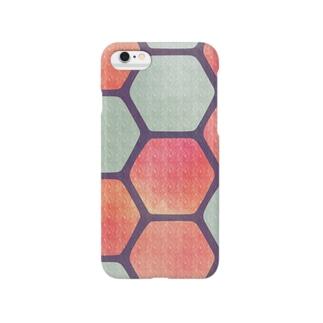 HACHINOSU_red Smartphone cases